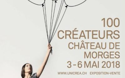 Salon UNICréa 25ème | Morges | 3-6 Mai 2018