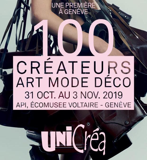 UNICréa | Genève 31 Oct – 3 Nov 2019