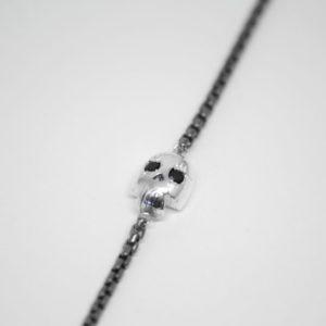 Bracelet Skull Homme