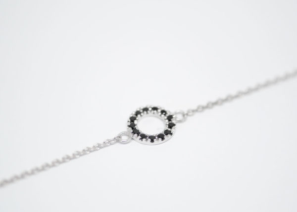 Bracelet serti de spinelles