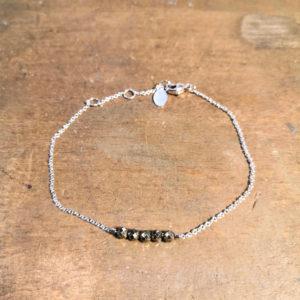 Bracelet Colayco Pyrites