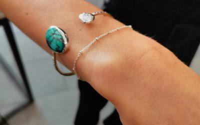 Toi, moi, nous et … un bracelet « Infinity »
